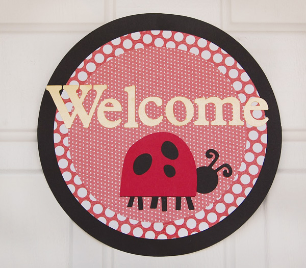 ladybug-birthday-party-welcome-sign